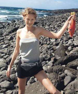 A ingestão de salmão e peixe azul é a chave para emagrecer, a dieta Perricone.