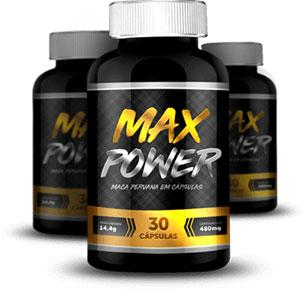 Max Power Funciona Mesmo? Onde comprar, Funciona, Mercado Livre, Preco e Desconto