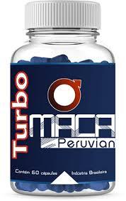 Turbo Maca peruvian