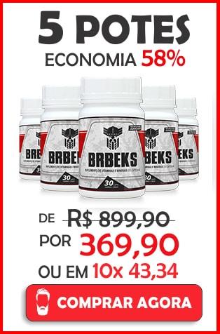 Comprar 5 potes de Brbeks