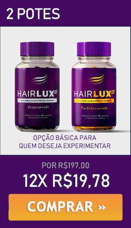 HairLux 2 Potes