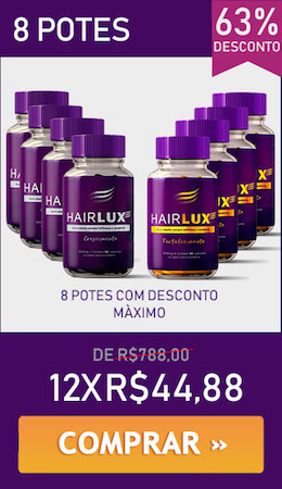 HairLux 8 Potes