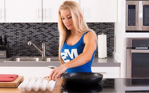 Como ganhar massa muscular com a alimentação