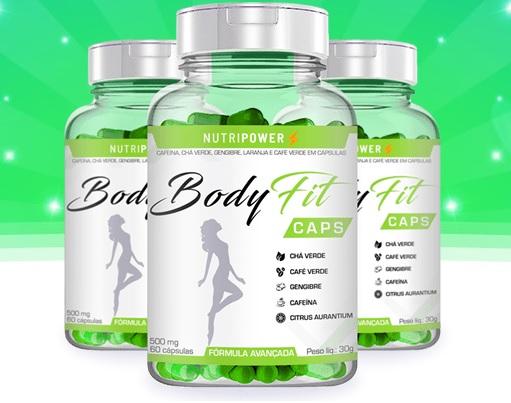 BodyFit Caps funciona, bula, composição, fórmula, preço, COMPRAR